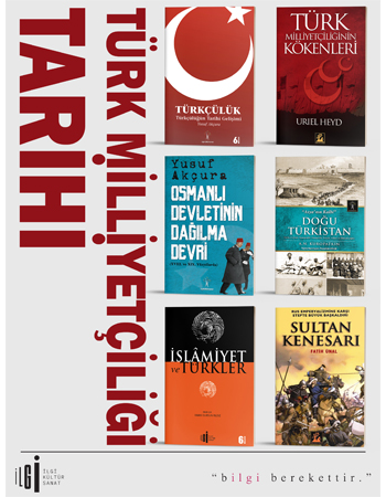 Türk Milliyetçiliği Tarihi  (6 Kitap Set)