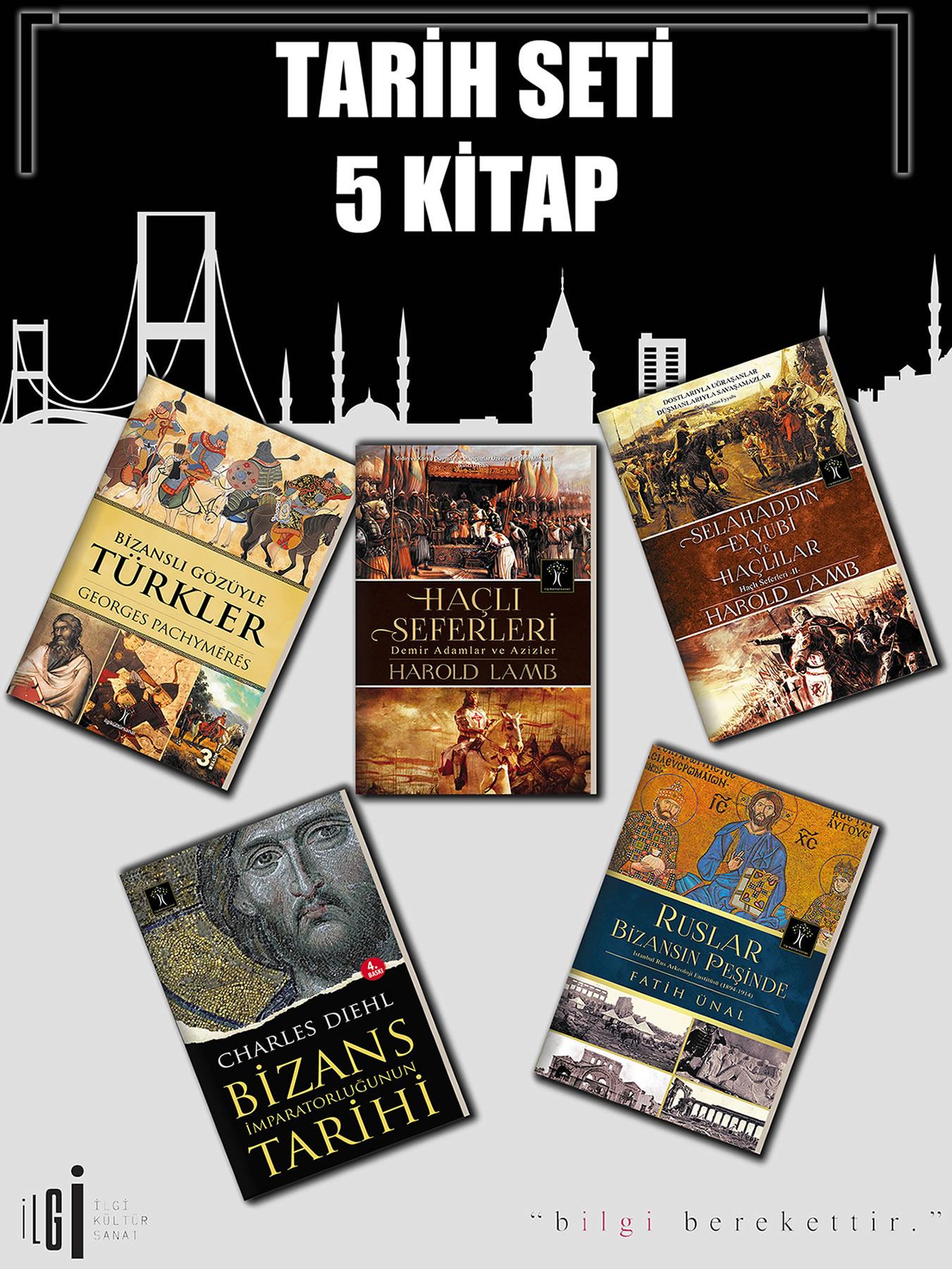 Tarih Seti 5 Kitap