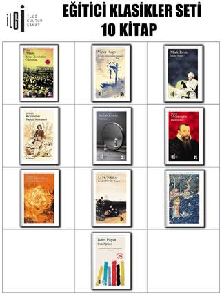 Eğitici Klasikler Seti 10 Kitap