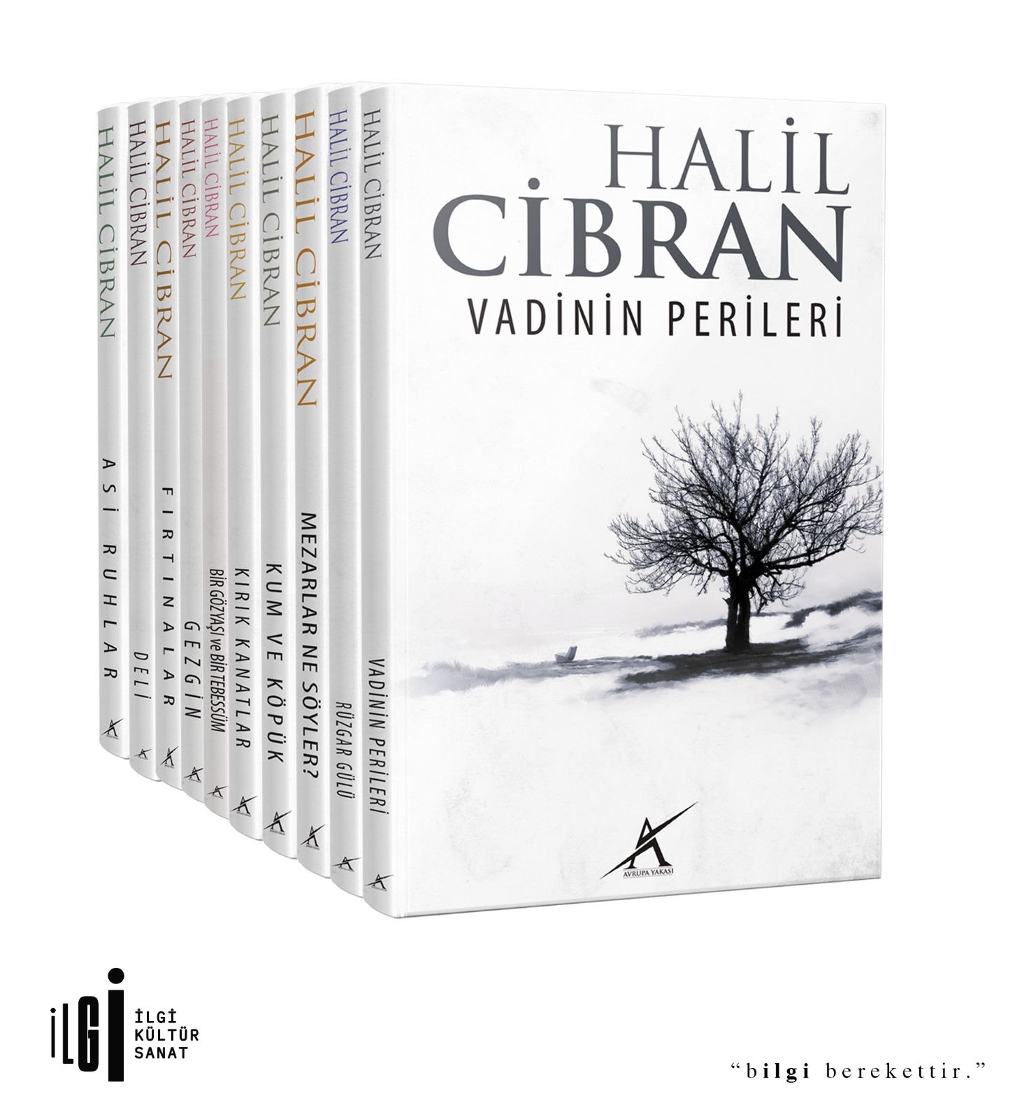 Halil Cibran Seti 10 Kitap